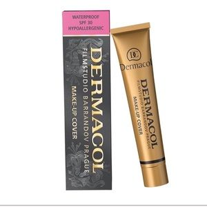Dermacol 222 Foundation New Cover Up Makeup